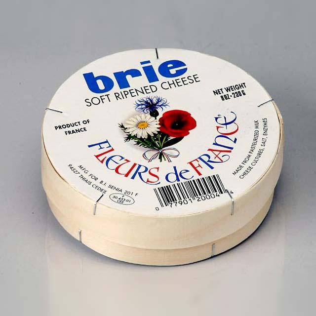 Brie – Fleurs de France