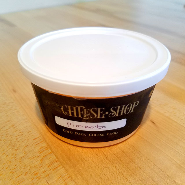 Pimento Cheese Spread (7 oz.) – Di Silvestro & Sons