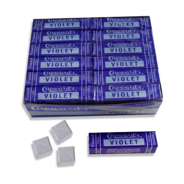 Choward's Violet Mints
