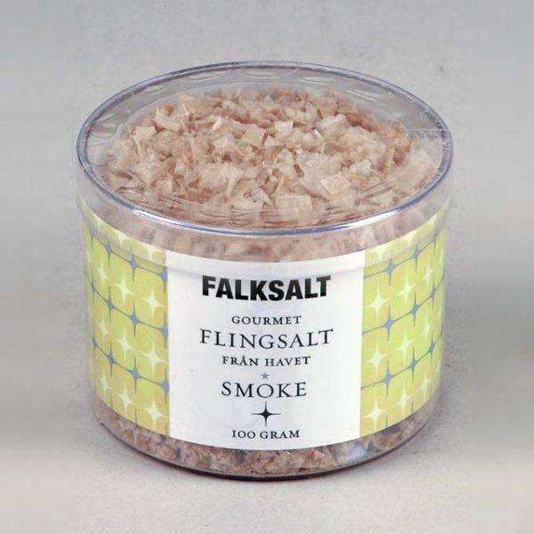 Jar of Falksalt Smoke crystals.