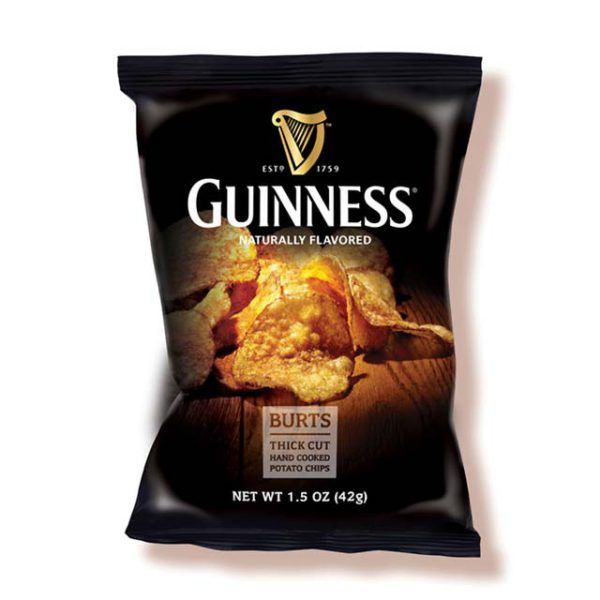 Bag of Guinness Potato Chips
