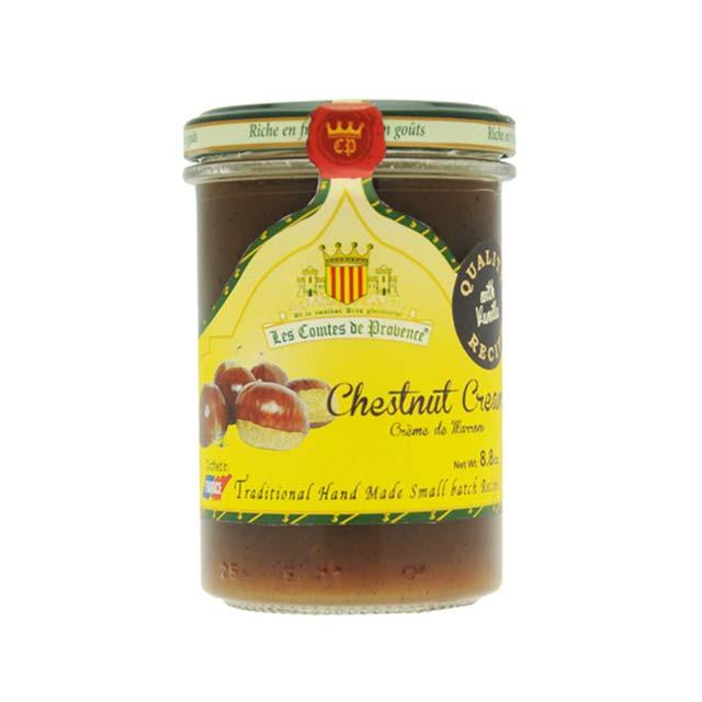 Chestnut Cream Spread – Les Comtes de Provence