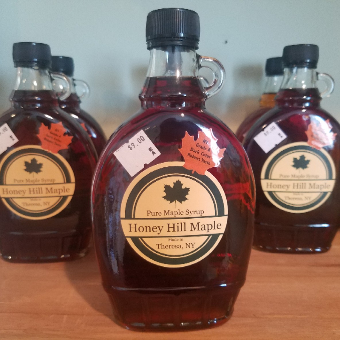 Honey Hill Maple Syrup