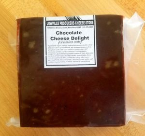 Chocolate Cheese Delight (10 oz. avg.) – Lowville Producers Dairy