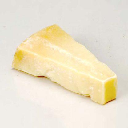 Wedge of Parmigiano Reggiano.