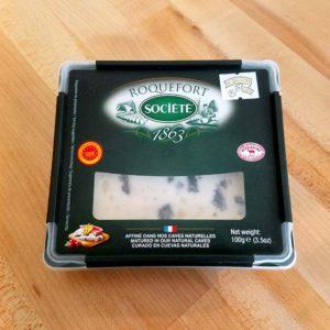 Roquefort AOC (3.5 oz.) – Société