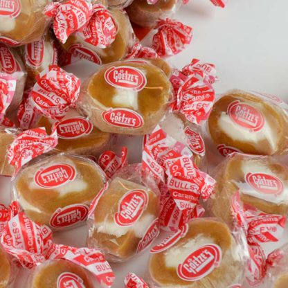 Goetze's Caramel Creams candies