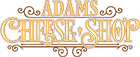 The Adams Cheese Shop logo