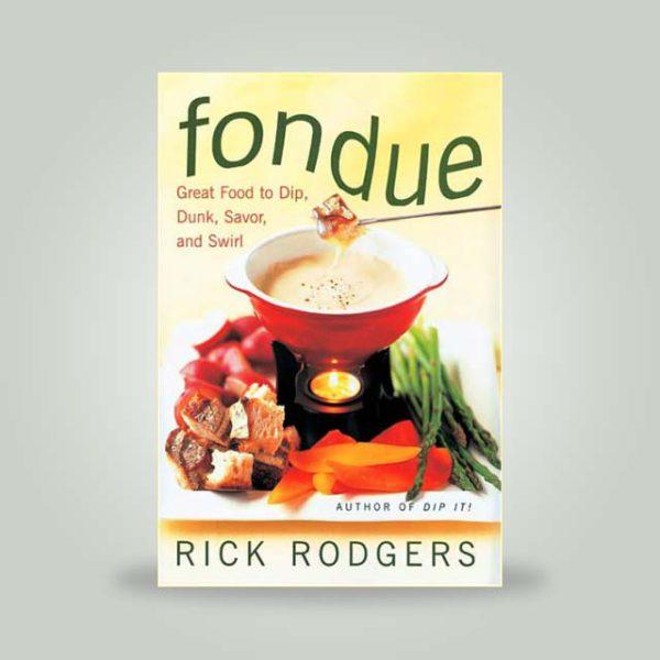 Fondue book cover.