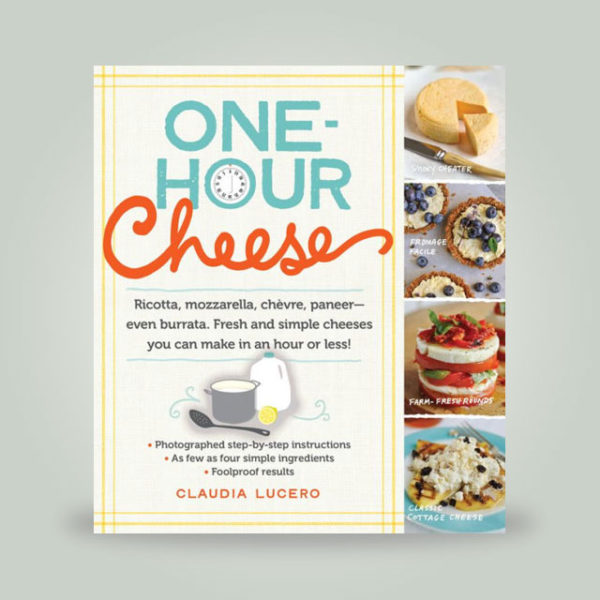 One-Hour Cheese book cover.
