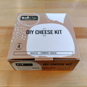 DIY Cheese Kit: Ricotta / Farmers' Cheese – Urban Cheesecraft