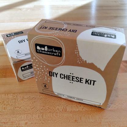 Both DIY Cheese Kits.