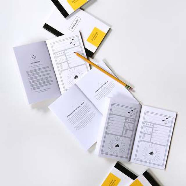 Formaticum Cheese Log – Pocket Journal