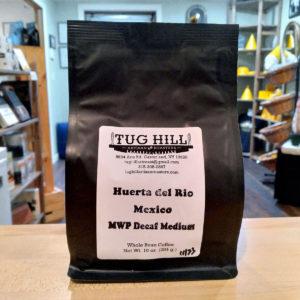 Huerta del Rio Mexico MWP Decaf Medium Coffee (10 oz.) – Tug Hill Artisan Roasters