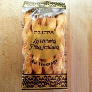 Les véritables flûtes feuilletées au fromage (4.4 oz.) – Flufa