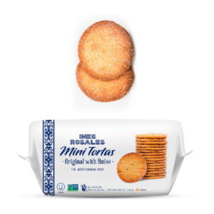 Inés Rosales Mini Tortas – Original with Anise (4.44 oz.)