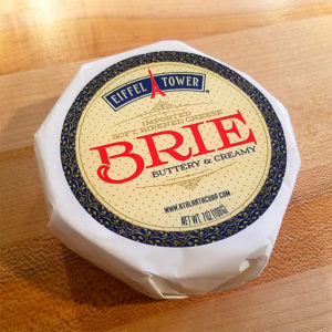 Eiffel Tower Brie (7 oz.)