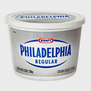 Philadelphia Cream Cheese (3 lb.)