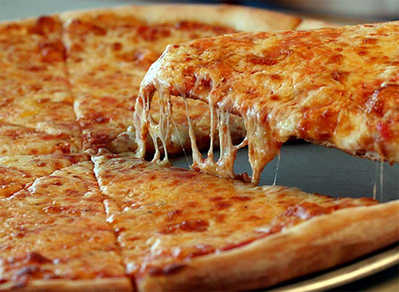 National Cheese Pizza Day!