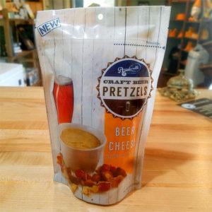 Craft Beer Pretzels, Beer Cheese Flavored Pretzel Pieces (8 oz.) – Boardwalk Food Company