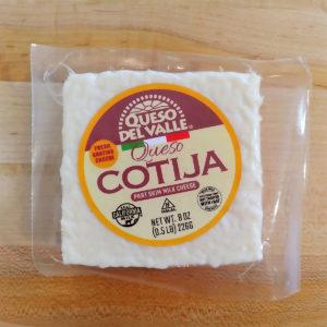 Queso Cotija (8 oz.) – Queso del Valle