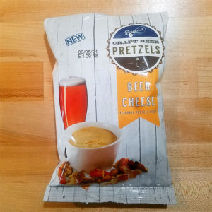 Craft Beer Pretzels, Beer Cheese Flavored Pretzel Pieces (4 oz.) – Boardwalk Food Company