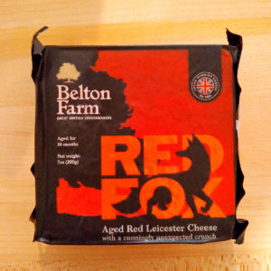 Red Fox (7 oz.) – Belton Farm