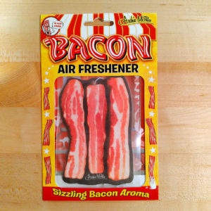 Bacon Air Freshener – Archie McPhee